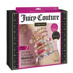 Make it real - Zestaw do tworzenia bransoletek - Juicy Couture x Swarovski